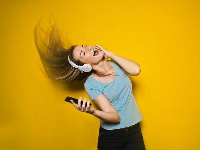 Musiikki nostattaa monenlaisia tunteita